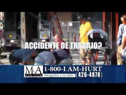 New Hispanic Commercial for Modjarrad and Abusaad Law Firm