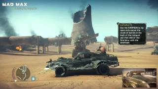 Mad Max: The Video Game  - 14 Minutes of Gameplay | Gamescom 2015