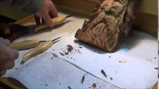Wood Carving Tools Expained (knives)