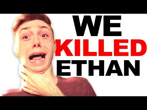 JUST DARES: WE KILLED ETHAN