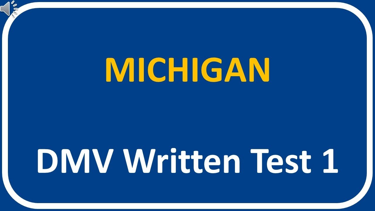 michigan drivers license test parallel parking