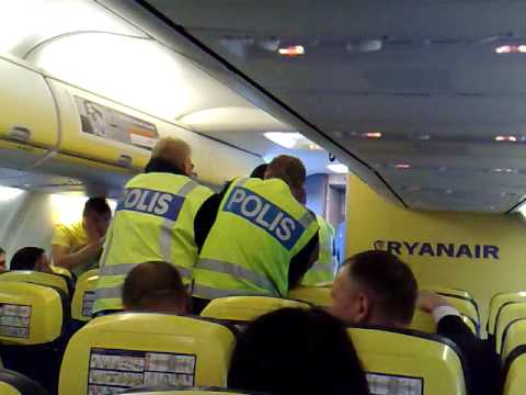 Ryanair Flight London Stansted Riga YouTube