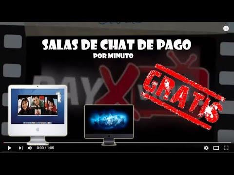 Crear Salas De Video Chat De PAGO / GRATIS Para WEBCAM