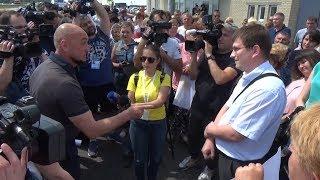 Акція протесту Аграрії Черкащини перекривали трасу