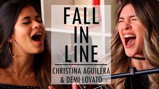 Fall in Line - Christina Aguilera ft. Demi Lovato (cover)