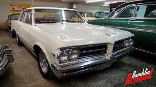 1964 Pontiac LeMans, w/GTO trim, 389 V8 at Country Classic Cars