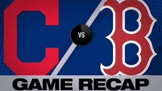 5/29/19: Santana's 5 RBIs lead Tribe to 14-9 victory