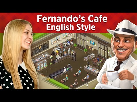 My Cafe: English Style at Fernando's