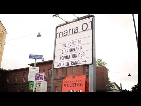 Maria 01 and Finland's Startup Community