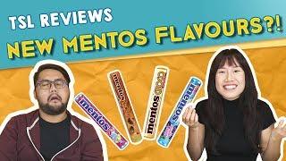 tsl reviews chocolate mentos?