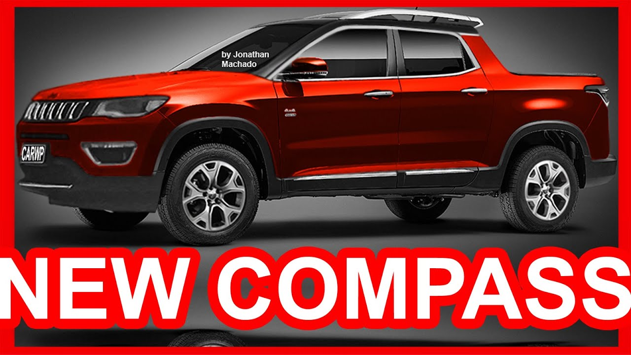 2018 jeep new compass. brilliant new photoshop new 2018 jeep compass pickup  fiat toro jeep toro  youtube intended jeep new compass s