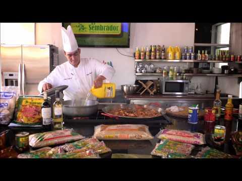 Cuban Recipes - Enchilado De Langosta
