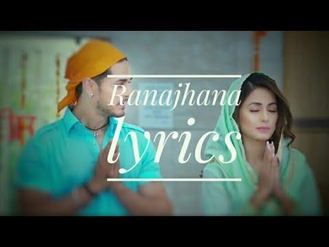 Raanjhana Priyank Sharma & Hina Khan  Asad Khan Ft. Arijit Singhraqueeb Zee Music Originals