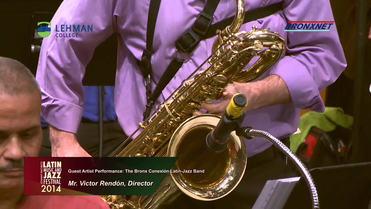 Victor Rendon Bronx Conexion Latin Jazz Big Band - True