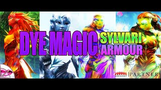 Guild Wars 2 Fashion Wars | Sylvari Four Seasonal Special