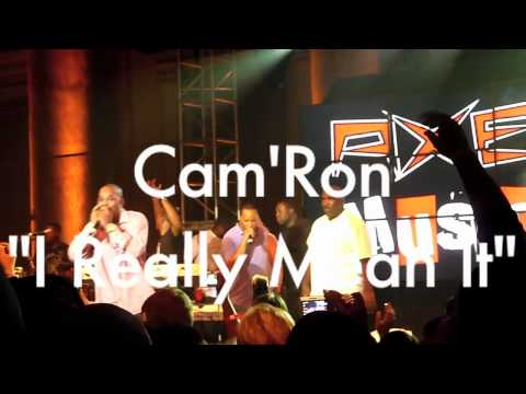 T.I. speaks and brings out Cam'Ron for