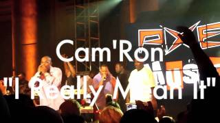 T.I. speaks and brings out Cam