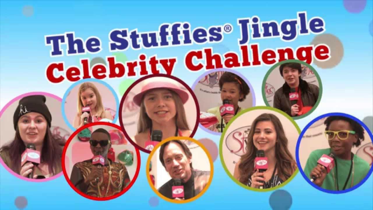 The Stuffies Jingle Celebrity Challenge Youtube
