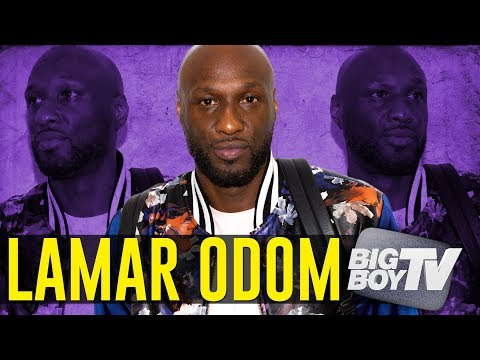 Lamar Odom on His Book &39;Darkness to Light&39; Living Sober The Kardashian Curse + More