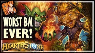 WORST BM IN THE HISTORY OF HEARTHSTONE!
