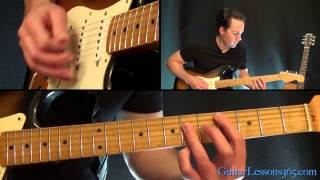 Lithium Guitar Lesson - Nirvana