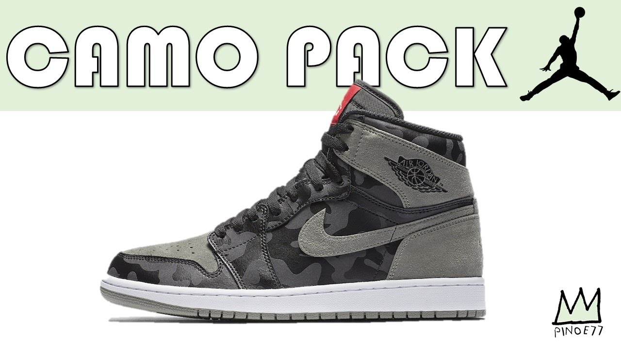 83f0910ecb319 AIR JORDAN 1 CAMO PACK, VERY LIMITED NMD R2 TOKYO, BRED 13 RELEASE INFO &  MORE!!