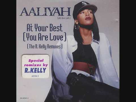 Aaliyah - At Your Best You Are Love (Stepper Ball Remix)