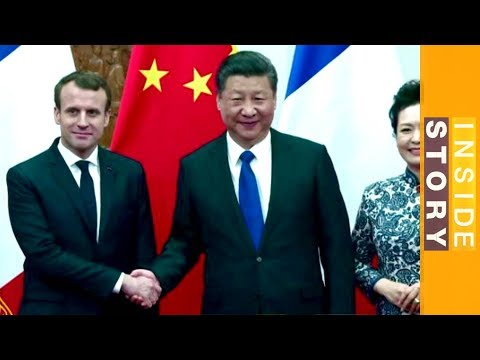 Building bridges between China and France