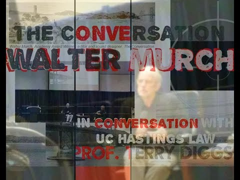 """Walter Murch: """"The Conversation"""" with Terry Diggs on his film's 40th Anniversary"""