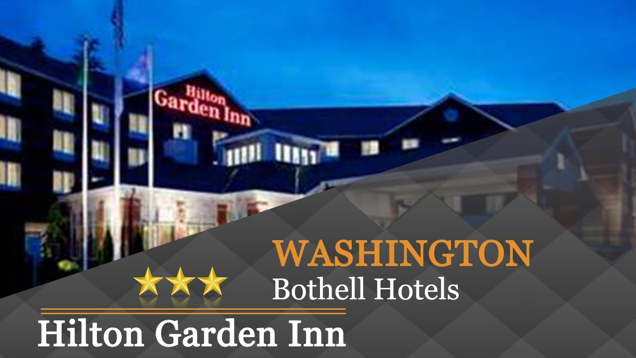 Hilton Garden Inn Seattle/Bothell   Bothell Hotels, Washington