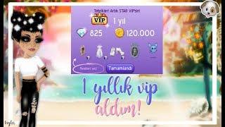MSP// 1 YILLIK VIP ALDIM!
