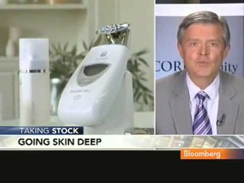 BUSINESS MEDIA 2   Nu Skin AgeLOC Vitality Featured in Bloomberg News