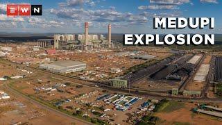 The Department of Public Enterprises briefed parliament on the recent explosion at the Medupi Power Station in Lephalale in Limpopo.  #Medupi #Eskom