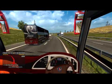ETS2 Scania BUS MOD