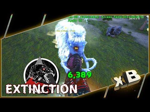 BOSS FIGHTS! :: MODDED ARK: Extinction :: Ep 12
