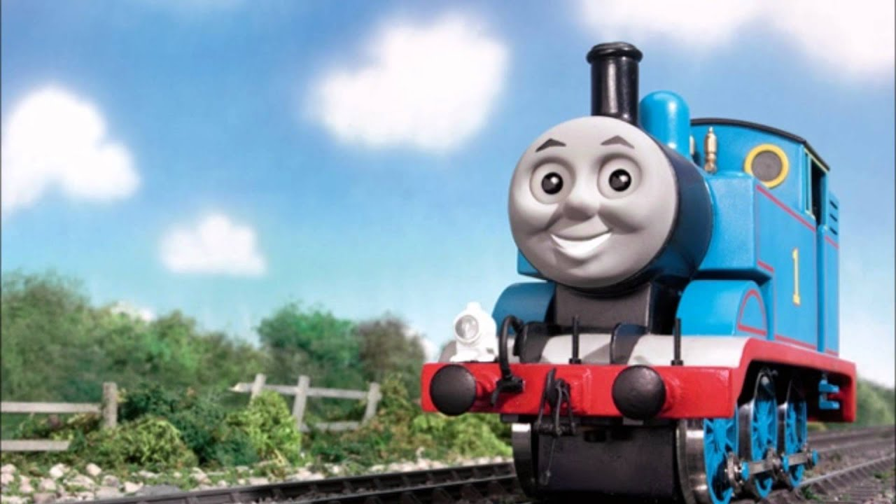 thomas the tank engine theme tune - YouTube