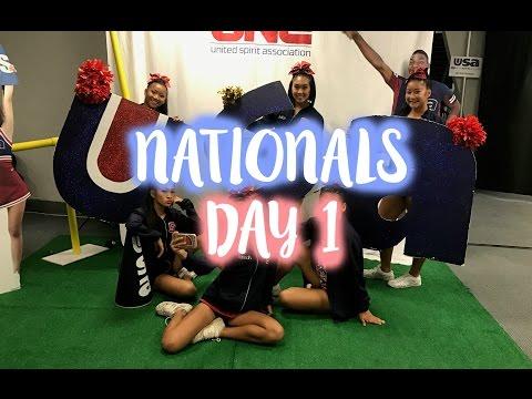 Nationals Day 1 ll Bolsa Grande Cheer