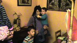 Mikuláš, čert, anděl a Blážata 2013