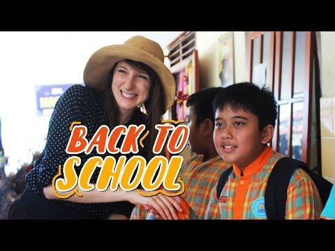 Perbedaan Sekolah di INDONESIA dan POLANDIA - Globe in the Hat #29