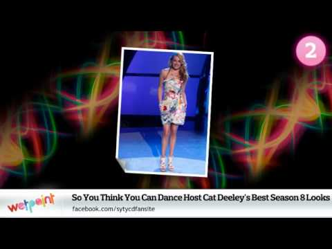 So You Think You Can Dance Host Cat Deeley's Best Season 8 Looks