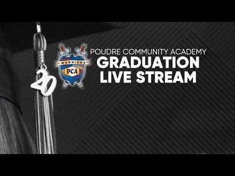 Poudre Community Academy Graduation 2020 (English)
