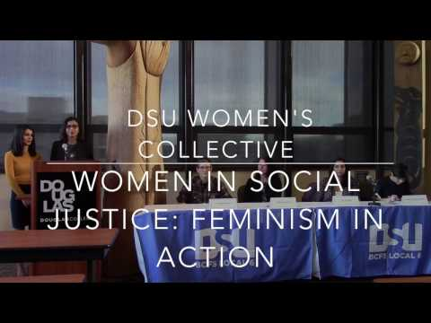 Women in Social Justice: Feminism in Action - Feb 21, 2017