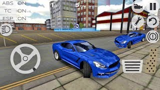 Extreme Car Driving Simulator #6 FREE DRIVE - Car Games Android IOS gameplay