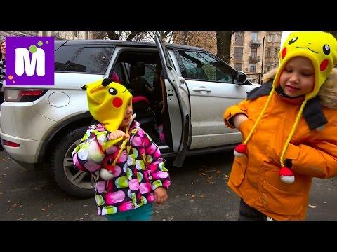ЧЕЛЛЕНДЖ 500 км Мальчики на самолете ПРОТИВ Девочек на машине Кто быстрее доберется в Киев Challenge