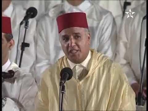 Tarab andaloussi الطرب الأندلسي   4 Bajeddoub Andaloussi Sahra Maroc music Soufi - باجدوب