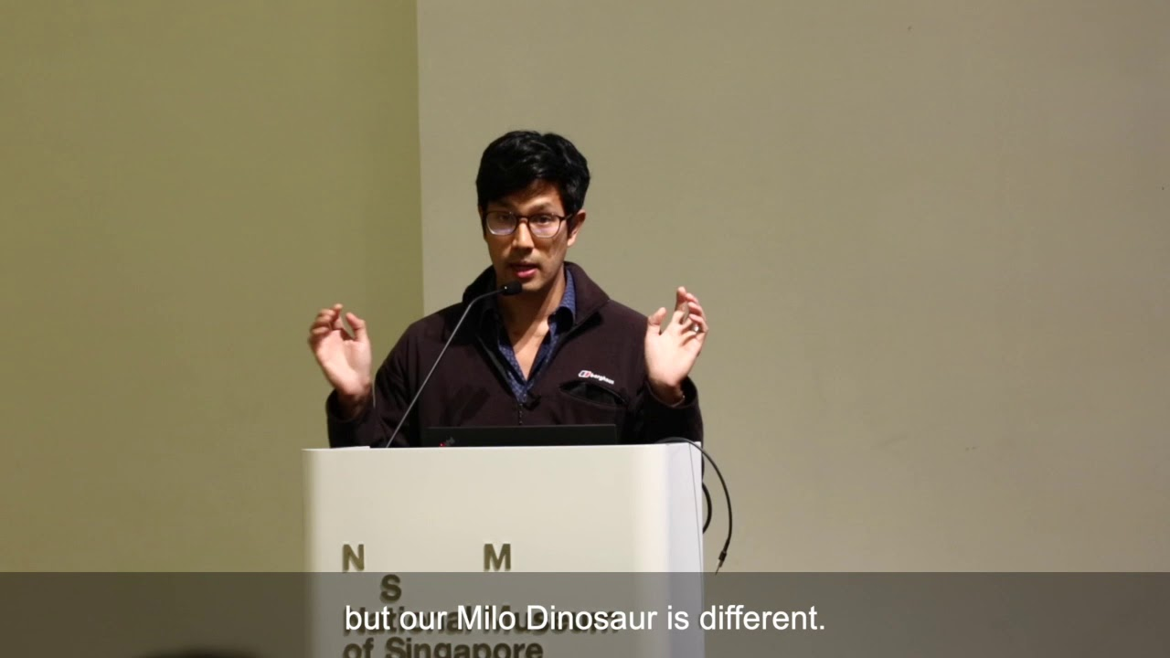 """Download FAR FROM EXTINCT? A HISTORY OF THE """"MILO DINOSAUR"""" IN SINGAPORE"""