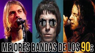 Mejores Bandas de Rock de los 90s - Best Rock Bands of the '90s (HD)