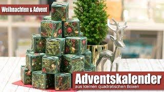 Adventskalenderbaum | Adventskalender | Advent & Weihnachten | Stampin' Up!