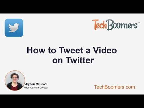How to Tweet a Video on Twitter