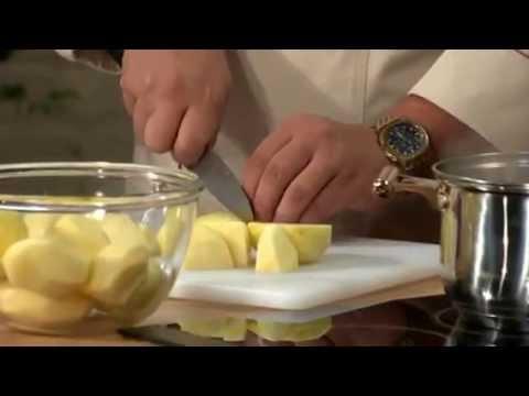 котлеты из картошки